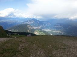 Cima Paganella 2120 metri
