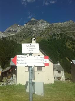 splendida Alpe Devero