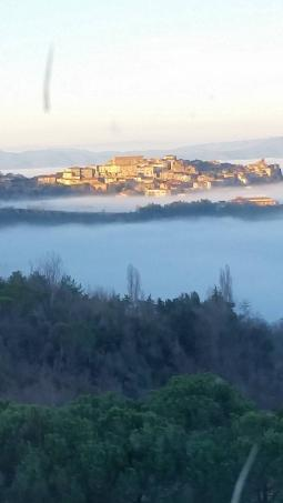 nebbia a valle