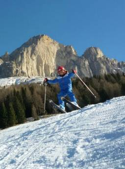 Snow park carezza