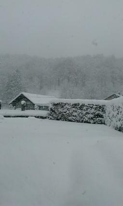 la nevicata del 16.03.2016