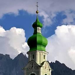 Alto Adige Dobbiaco il campanile