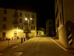 Cassiglio by night