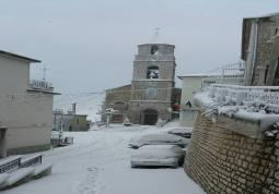 Letino under Snow