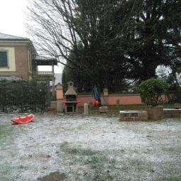 Neve in branduzza