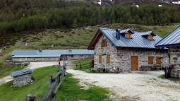 Malga casalpinello mt 1706
