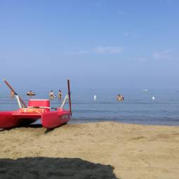 Spiaggia orbetello camping village