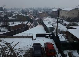 Cermenate sotto la neve