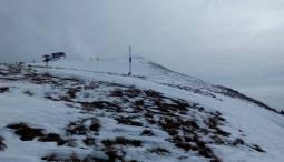 Verso la cima del monte agaro