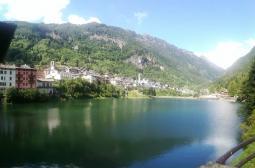 Lago di carona