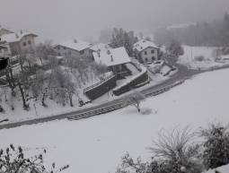 Groste' neve in settembre