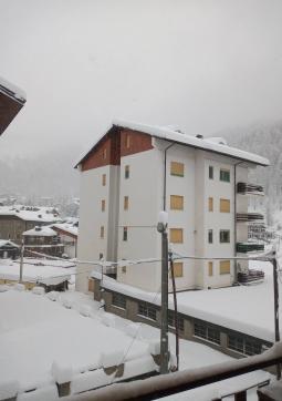 Nevicata odierna 3 gennaio 2021