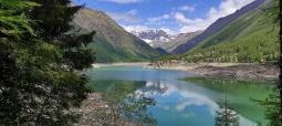 Riflesso nel lago