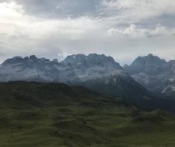 Fotosegnalazione di Monte spinale