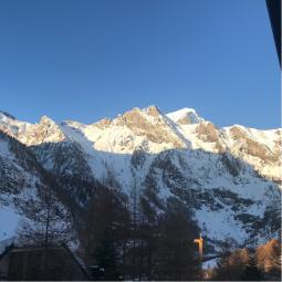 Panorama di oggi dallhotel la vetta spettacolare