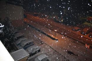 Meteo L Aquila: domenica neve, poi bel tempo