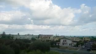 Nuvoloso a Villagrazia