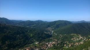 Savignone dal monte Pianetto