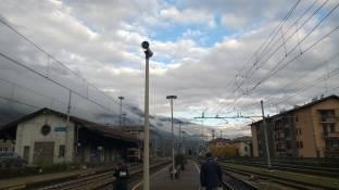Stazione F.S. Sondrio