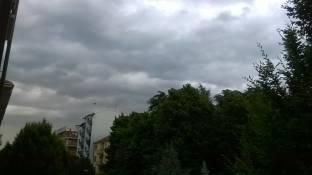 Meteo Alessandria: forte maltempo lunedì, qualche possibile rovescio martedì, bel tempo mercoledì