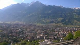 Meteo Aosta: bel tempo almeno fino a venerdì