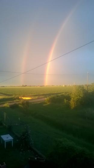 bellissimo arcobaleno