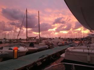 uno dei tramonti di Alghero