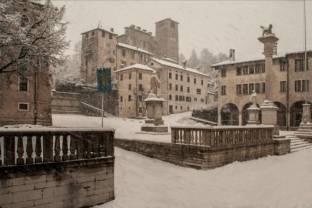 Meteo Belluno: neve venerdì, forte maltempo nel weekend