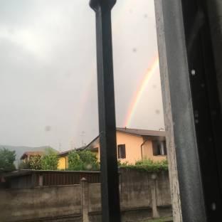 Un bellissimo arcobaleno