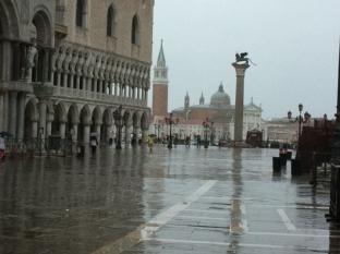 Meteo Venezia: variabile giovedì, piogge venerdì, temporali sabato