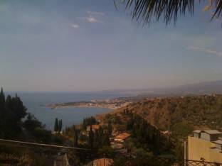 Panorama visto dall'Excelsior