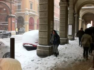 Meteo Bologna: piogge sabato, neve domenica, variabile lunedì