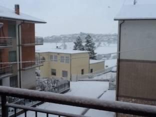 Meteo Fermo: sabato piogge, poi neve