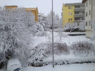 Meteo Novara: neve fino a lunedì, molte nubi martedì