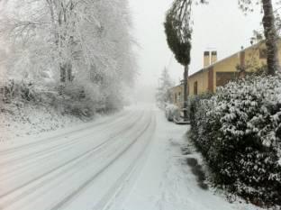 Meteo Cuneo: neve almeno fino a sabato