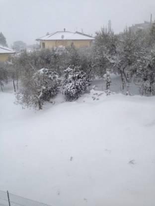 Meteo Perugia: molte nubi sabato, neve domenica, molte nubi lunedì