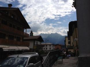 Pizzo camino