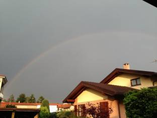 Meteo Como: forte maltempo lunedì, qualche possibile rovescio martedì, bel tempo mercoledì