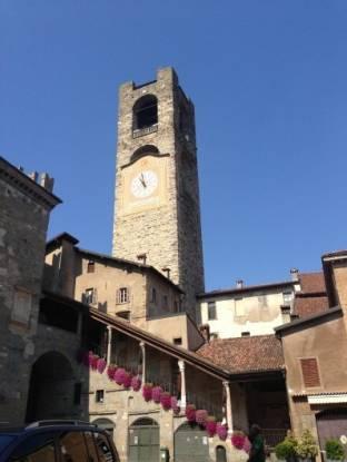 Meteo Bergamo: bel tempo almeno fino a venerdì