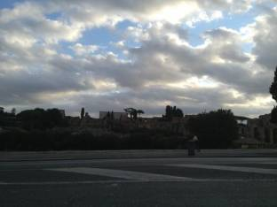 Meteo Roma: sabato variabile, poi bel tempo
