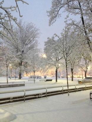 Meteo Milano: molte nubi sabato, neve domenica, discreto lunedì