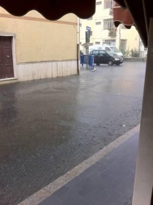 Pioggia delle 13:30