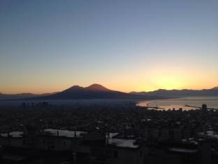Meteo Napoli: bel tempo almeno fino a mercoledì