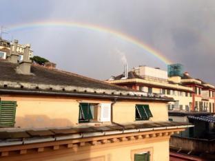 Rainbow a genova