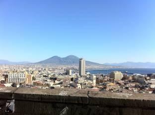 Meteo Napoli: bel tempo almeno fino a sabato