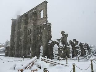 Meteo Aosta: neve almeno fino a sabato