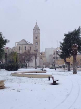 Meteo Campobasso: neve mercoledì, piogge giovedì, maltempo venerdì