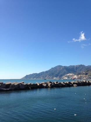 Meteo Salerno: bel tempo fino al weekend