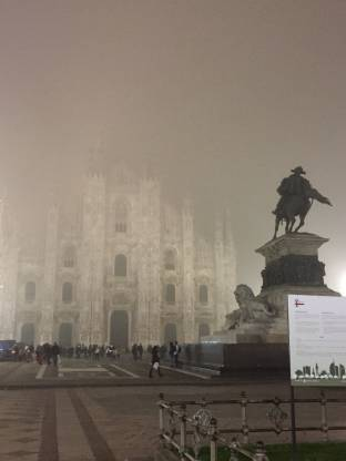 Meteo Milano: nebbie o nubi basse domenica, molte nubi lunedì, bel tempo martedì