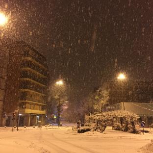 Meteo Piacenza: neve fino al weekend